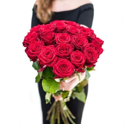 """Bukiet """"21 róż 60-70cm"""""""