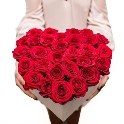 """Box """"Różane serce"""""""