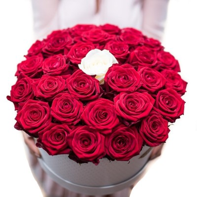 "Box ""Red Love"""
