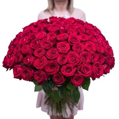 """Bukiet """"100 róż"""""""