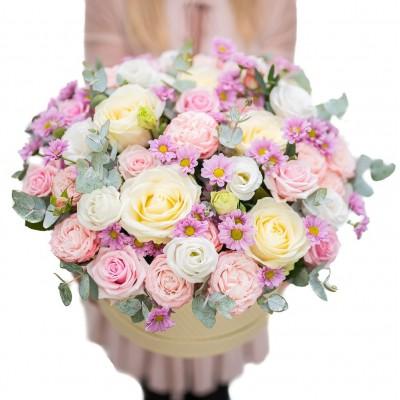 """Bukiet """"20 róż 60-70cm"""""""