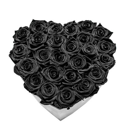 """Box """"Róża z gipsówką"""""""