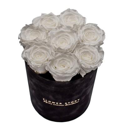 3 Wieczne róże XL - różowe